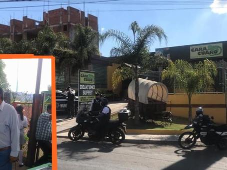 Ex alcalde municipal en Michoacán, entre los heridos del atentando ocurrido en el sur de Morelia