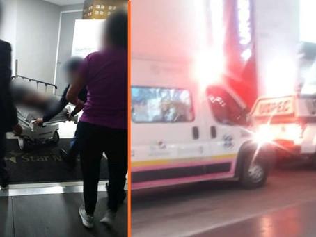 Balean a 3 personas en el sur de Morelia; logran llegar al hospital (+Fotos)