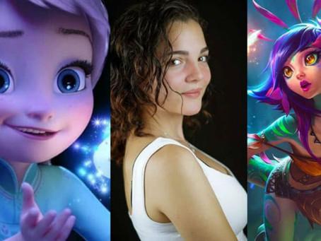 Fallece Andrea Arruti, la voz en español de Elsa en #Frozen
