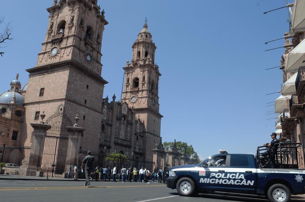 #Michoacán: Preparan plan de confinamiento obligatorio ante el SARS-COVID-2