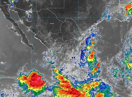 Ante potencial ciclónico, exhorta Segob a tomar medidas de prevención