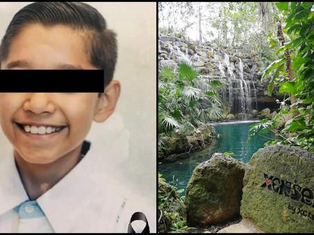 Tragedia en Xcaret: Niño de 13 años MUERE; lo succionó un filtro de agua