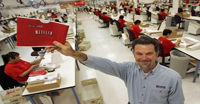 Netflix crea un fondo de 100 millones de dólares para ayudar a los trabajadores