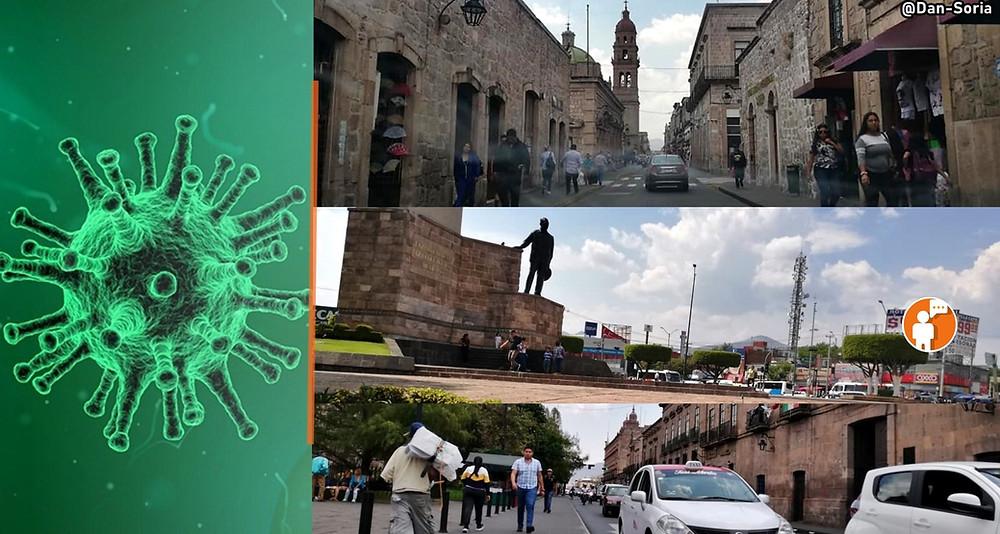 ÚltimaHora: Primer deceso por coronavirus en Michoacán y casos positivos aumentan a 17