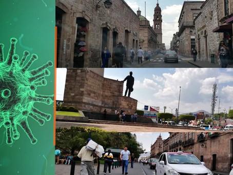 Esto es lo que sabe de los 4 casos positivos de COVID-19 en #Michoacán