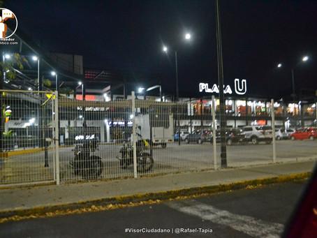 Joven moreliano fallece prensado en el interior de la Plaza U