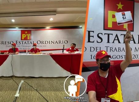 ¡Bye bye Morena!; PT Michoacán, en la ruta de contender solos por el Gobierno del Estado
