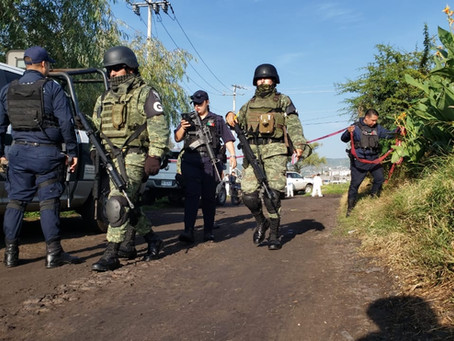 Otro escalofriante escenario en Michoacán: Localizan cadáveres de cinco ejecutados