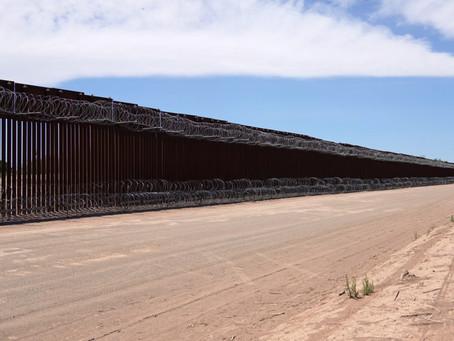 ¡Cancelado! Gobierno de Biden le dice bye-bye a la construcción del muro en la frontera con México