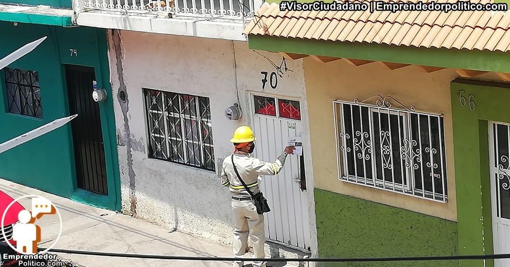 Hogares de 12 municipios de Michoacán denuncian corte de energía eléctrica y aumentos en precios