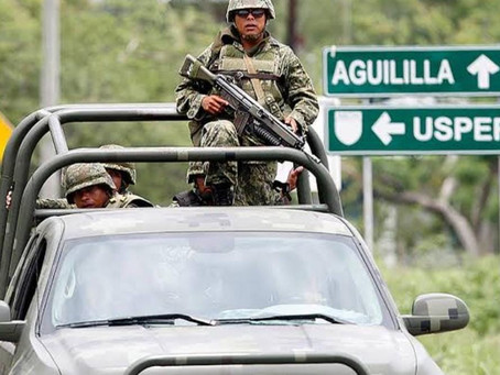 """Surge cártel """"Gente Nueva de Michoacán"""" tras ruptura de alianzas: Breitbart Texas"""
