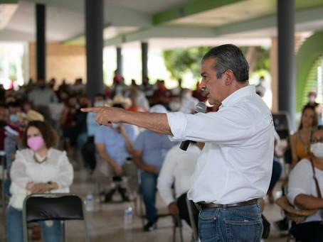 Estructura de Morena en Tierra Caliente, preparada para promover y defender el voto de los Michoacán