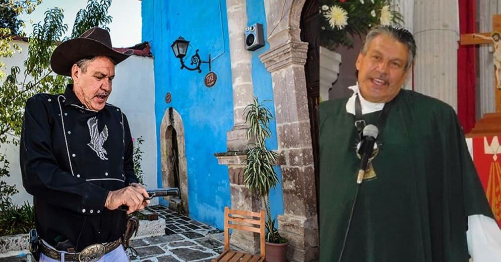 """""""Ya me alivie y en unos días estoy en mi casa"""": Padre Pistolas se va recuperando del COVID-19"""