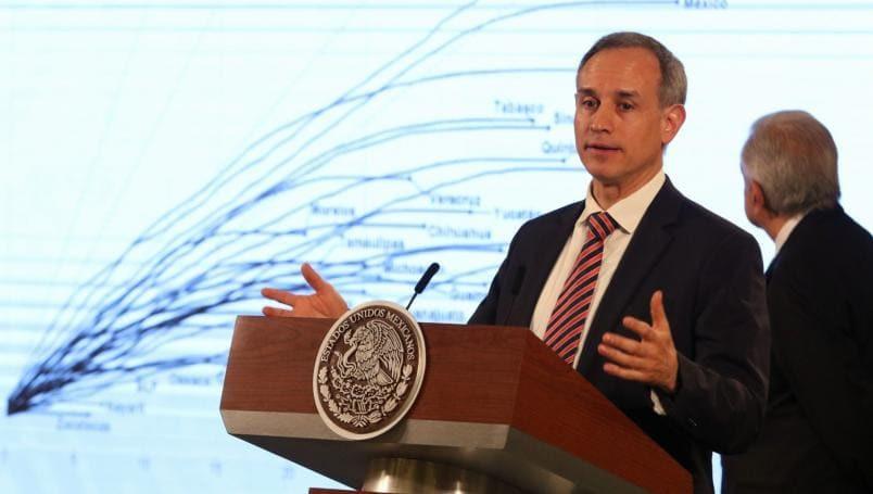 #México: López-Gatell estima hasta 35 mil muertos por COVID-19