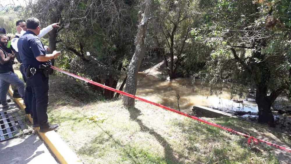 Otro cadáver flotando en Rio Chiquito de #Morelia es localizado este domingo