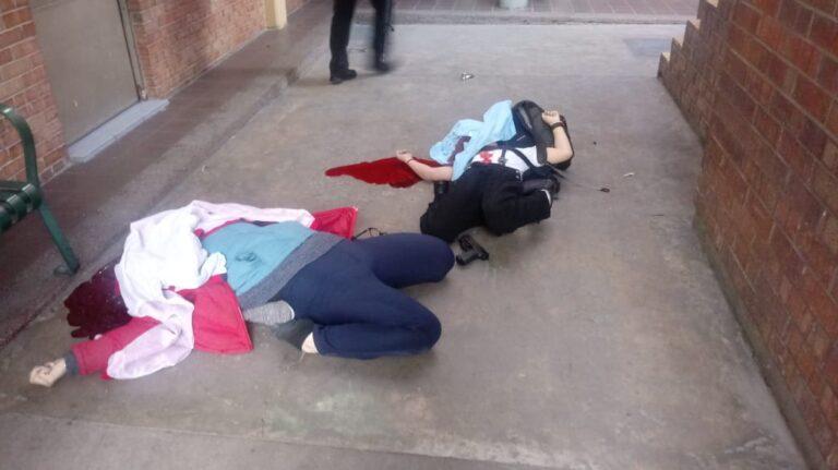 Alumno desata balacera en primaria de Torreón: 2 muertos - Emprendedorpolitico.com