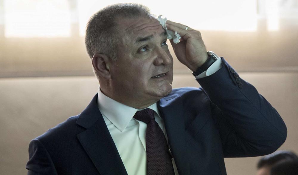 E.E.U.U. acusa a García Luna de narcotráfico; podría pasar el resto de su vida en la cárcel