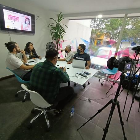Giulianna Bugarini, el perfil dinámico que necesita Morena Michoacán