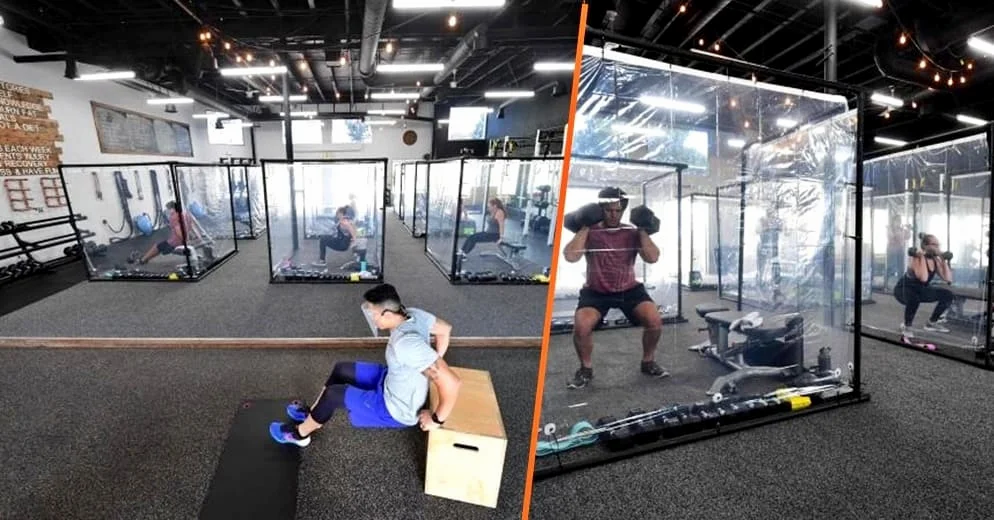 Gym sólo por cita y aislados de los demás, la nueva realidad en CDMX
