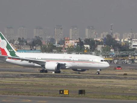 ONU lanza licitación para apoyar en venta de avión presidencial