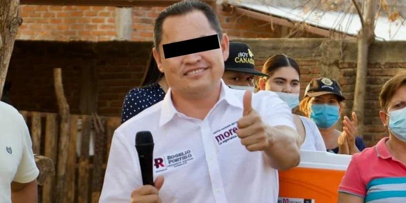 Candidato de Morena a alcaldía en Michoacán es de los más buscados por la DEA; SPP confirma