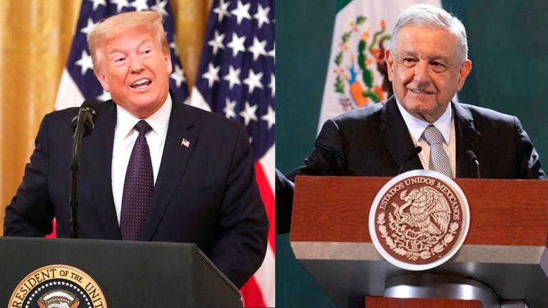 """Representaré a los mexicanos con """"decoro y dignidad"""": AMLO sobre su visita a E.U.A (+Video)"""
