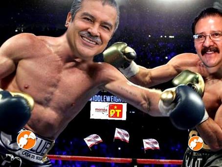 PT Michoacán reitera: Morón y Reginaldo se medirán en encuesta para definir candidato de la 4T