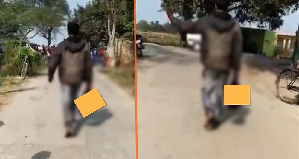 Decapita a su esposa en la India y camina varios kilómetros exhibiendo su cabeza (+Video)