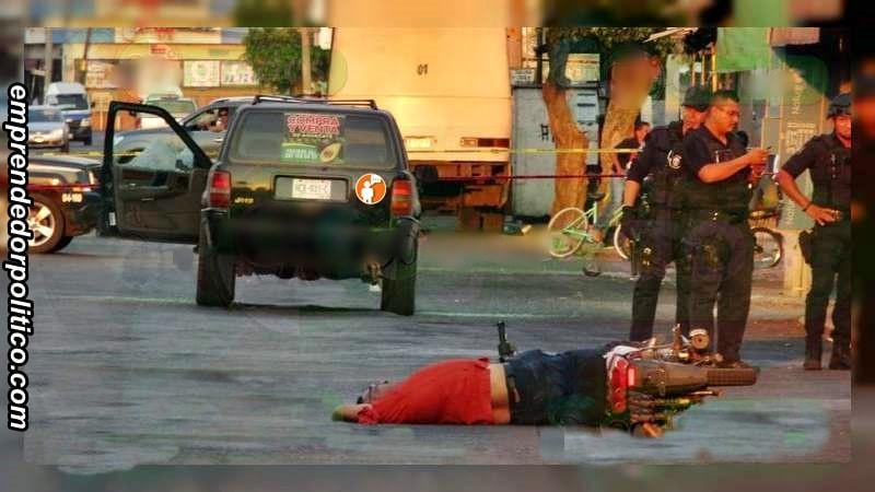Asesinan a un policía y un revendedor de aguacate, en Zamora