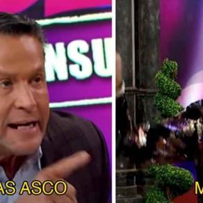 """""""Pin$%3 vieja"""", le grita Adame a Laura Bozzo; Adiós Carlos Trejo (+Video)"""