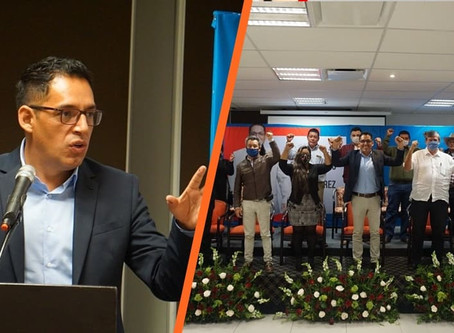 En asamblea municipal y con respaldo de distintos sectores, Osvaldo Ruíz se destapa por Morelia