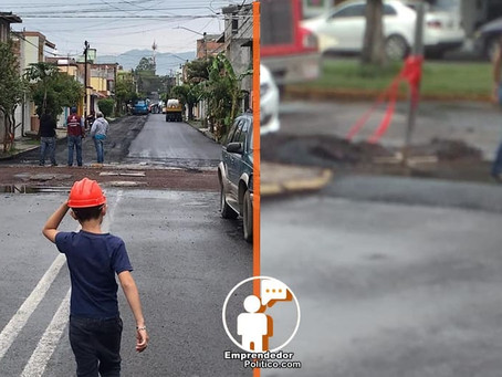 Vecinos de la Prados Verdes logran instalación de topes en calles recién rehabilitadas