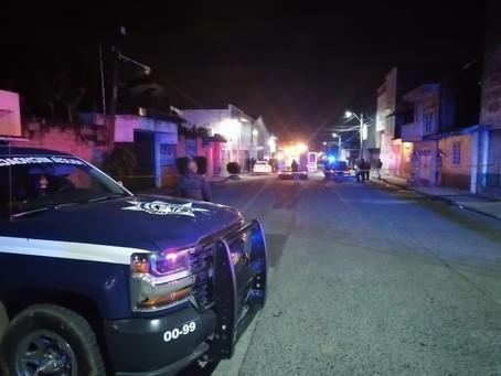 Balacera en bar de Uruapan, dejó 2 muertos y 16 heridos anoche
