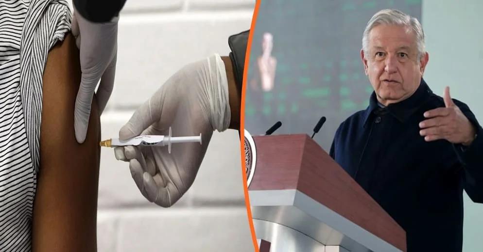 """Pasa en México: Médico utiliza influyentismo para vacunar a su familia; """"será sancionado"""": AMLO"""