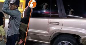 #Morelia: Intentan robarle su carro pero tenía cortacorrientes; le dieron tres cachazos en la cabeza