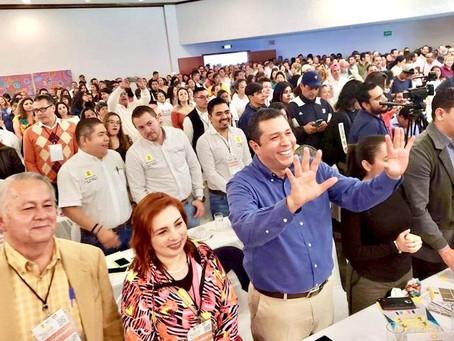 El único partido de verdadera izquierda democrática es el PRD: Barragán