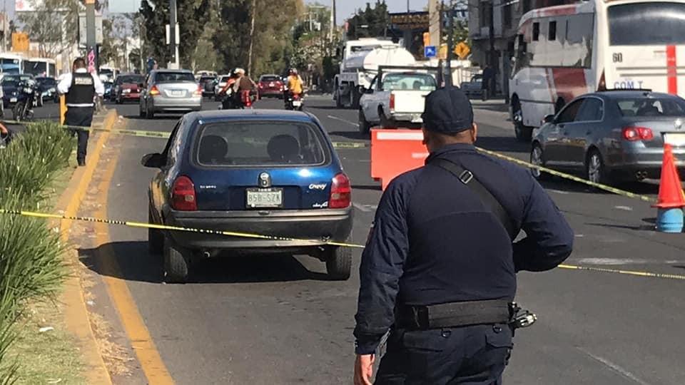 Lo que sabe del automovilista asesinado esta tarde en Morelia
