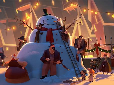 En Netflix ¡Ya es Navidad! con el estreno de 'Klaus'