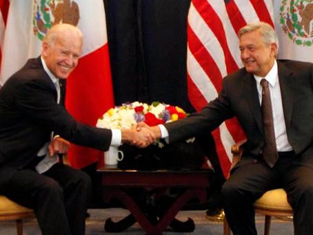 Celebra AMLO suspensión en la construcción de muro fronterizo y nuevo plan migratorio de Biden