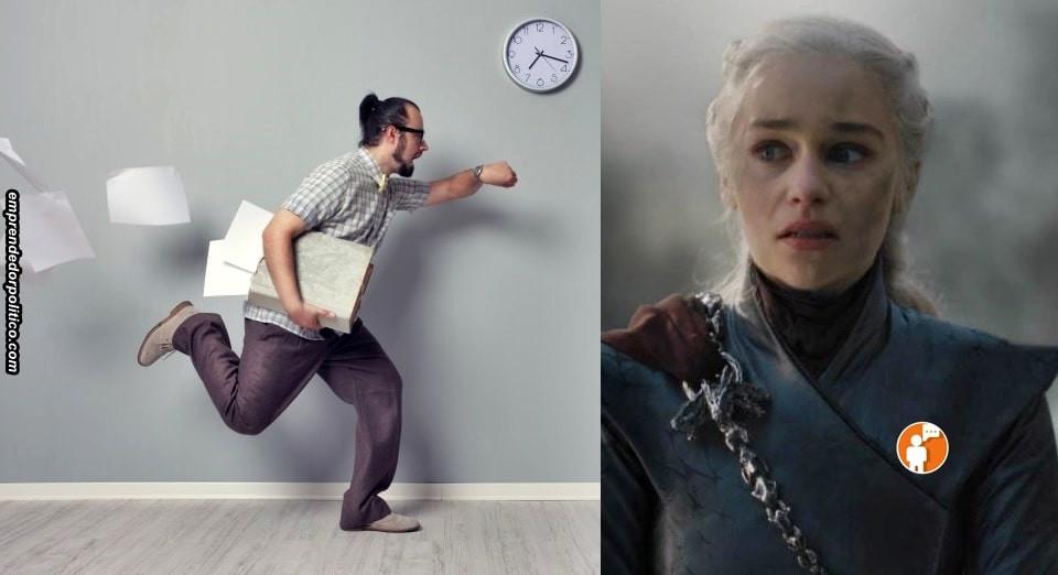 El final de Game of Thrones afectará la productividad de los empleados