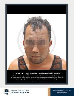 Detienen este sábado al presunto asesino del doble homicidio de dos niñas en Zamora, Michoacán