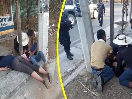 Pasa en Michoacán: Agreden a balazos a dos jovencitas; una fallece cuando recibía atención médica