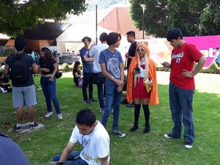Concomic atrae a los amantes del ánime, ciencia ficción y videojuegos