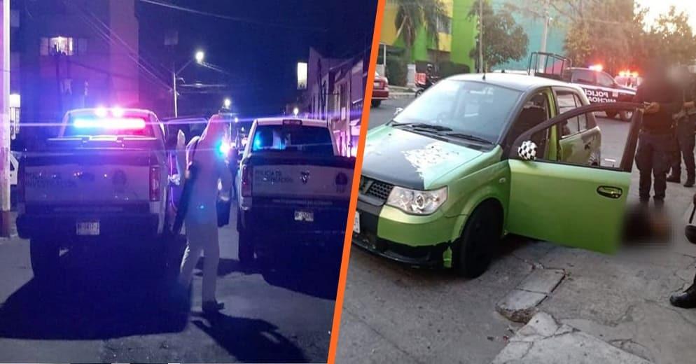 Tras balacera con más de 15 disparos, dos hombres mueren en la Felicitas del Río, Morelia