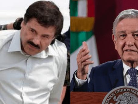 """AMLO pide disculpas por decirle """"Chapo"""" a Joaquín Guzmán Loera"""