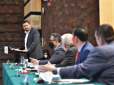 Exige Armando Tejeda Cid a SCT LIBERACIÓN DE VÍAS DEL TREN EN MICHOACÁN