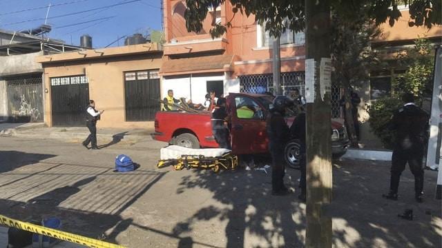 Atacan a balazos a comerciantes, en el norte de #Morelia