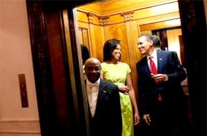 Muere por Covid mayordomo de la Casa Blanca que sirvió a 11 presidentes