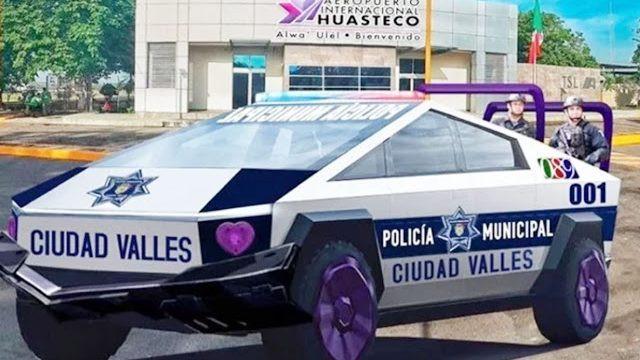 Ciudad de San Luis Potosí se volverá futurista; alcalde municipal adquiere 15 cybertruck de Tesla