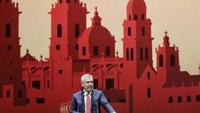 Bedolla ofrece respaldo a la industria del cine en Michoacán